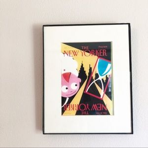 Other - The New Yorker Wall Art 8x10